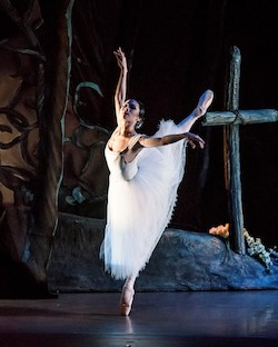 The Royal New Zealand Ballet's 'Giselle'.