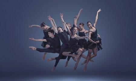 Queensland Ballet Academy. Photo by David Kelly.