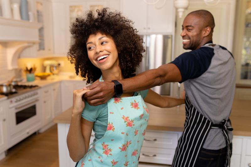 Kitchen choreography