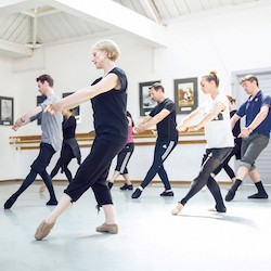 Photo courtesy of Royal Academy of Dance.