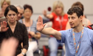 David Leventhal at WPC 2013. Photo by Christian Tessier.