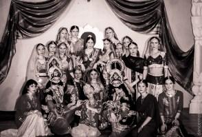 "Theatrical performance ""Princedom of Mayuripur"", 1997"