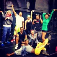 MTV's Real World Joins Jocquese's Vogue and Tone Class
