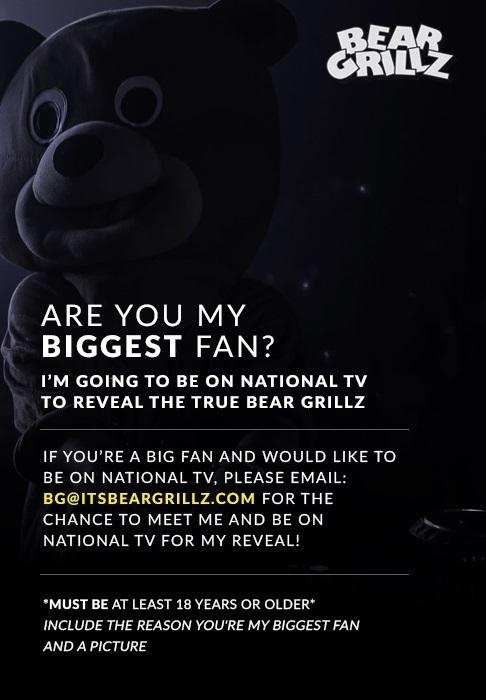 Bear Grillz, Identity