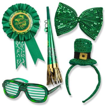 st patricks day costume set 2