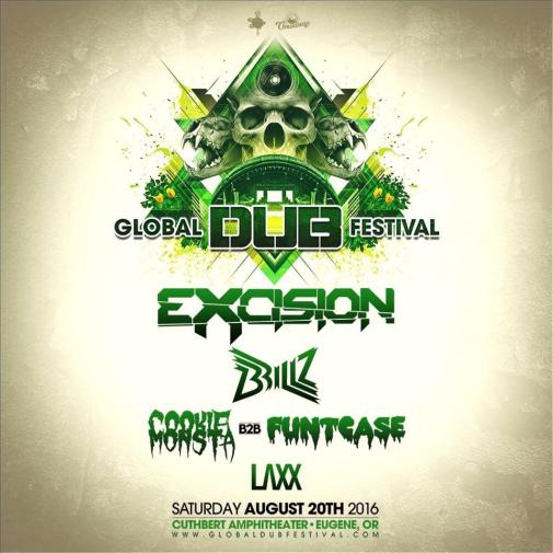 Global Dub Festival Oregon