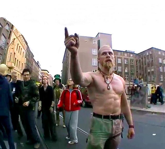 Techno Viking, Berlin