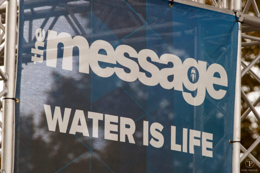 water is life - the message USC Events