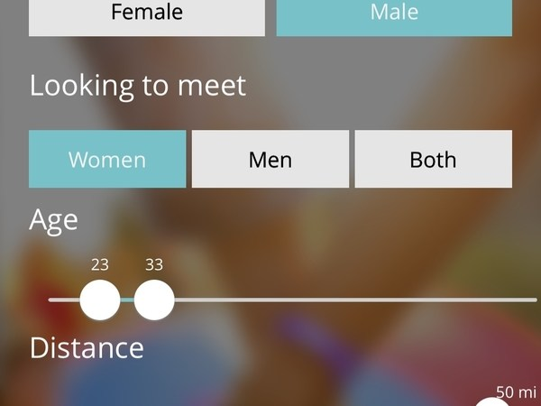 mix'd app significant other search criteria