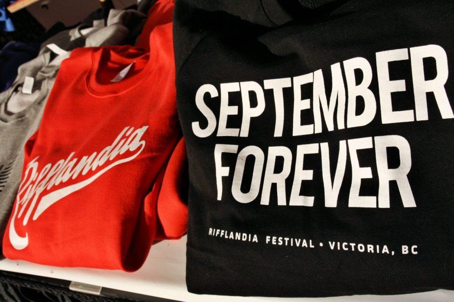 September Forever rifflandia festival