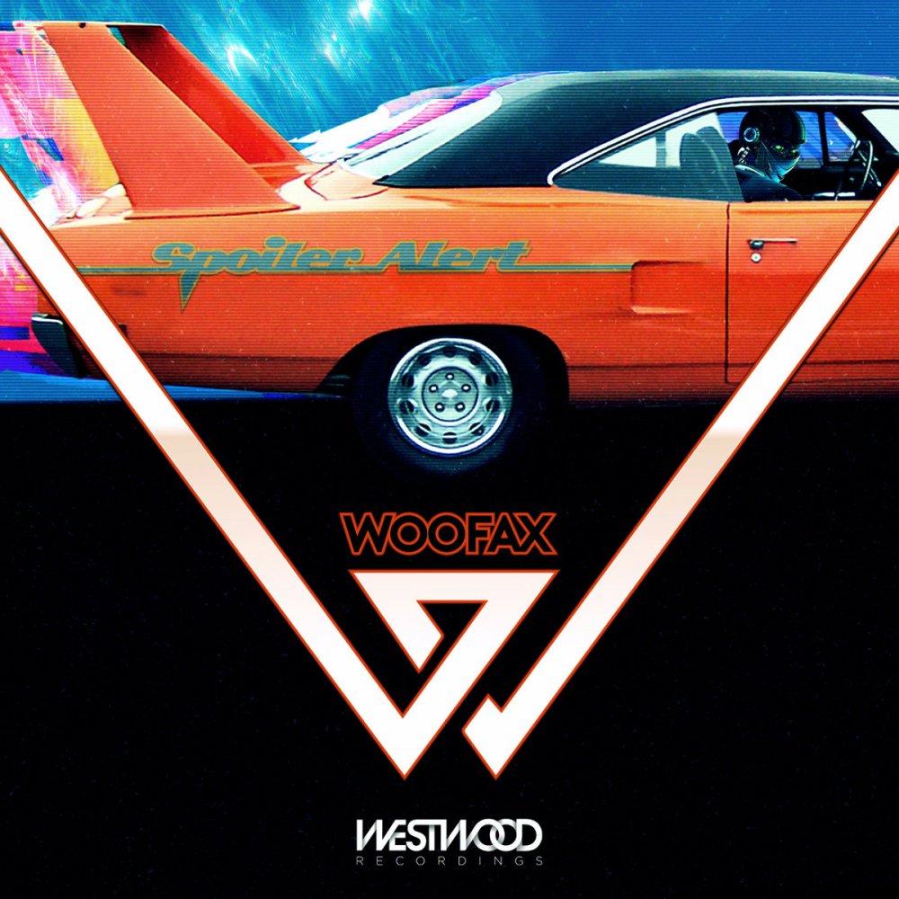 woofax spoiler alert album art