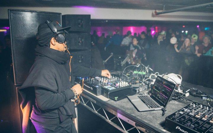 Felix Da Housecat at Snowbombing's The Underground