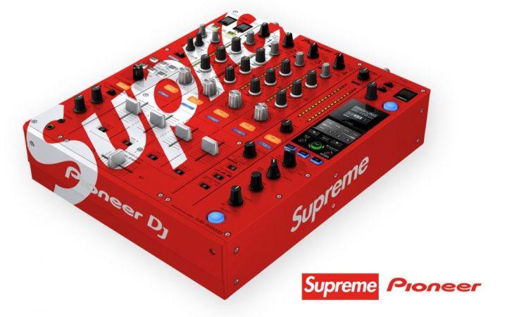 Supreme X Pioneer