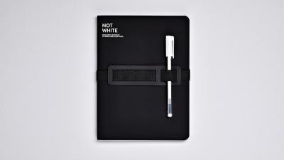 Not White L Light Black
