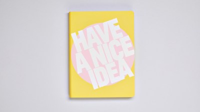 Notebook Graphic L HAVE A NICE IDEA