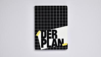 Notebook Graphic L DER PLAN