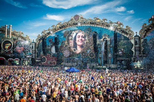 """""""Tomorrowland"""" taken from images.google.com"""
