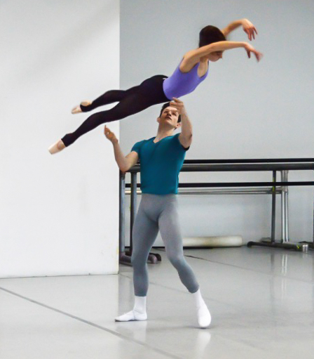 Ascension (Photo Courtesy of Ballet Chicago)