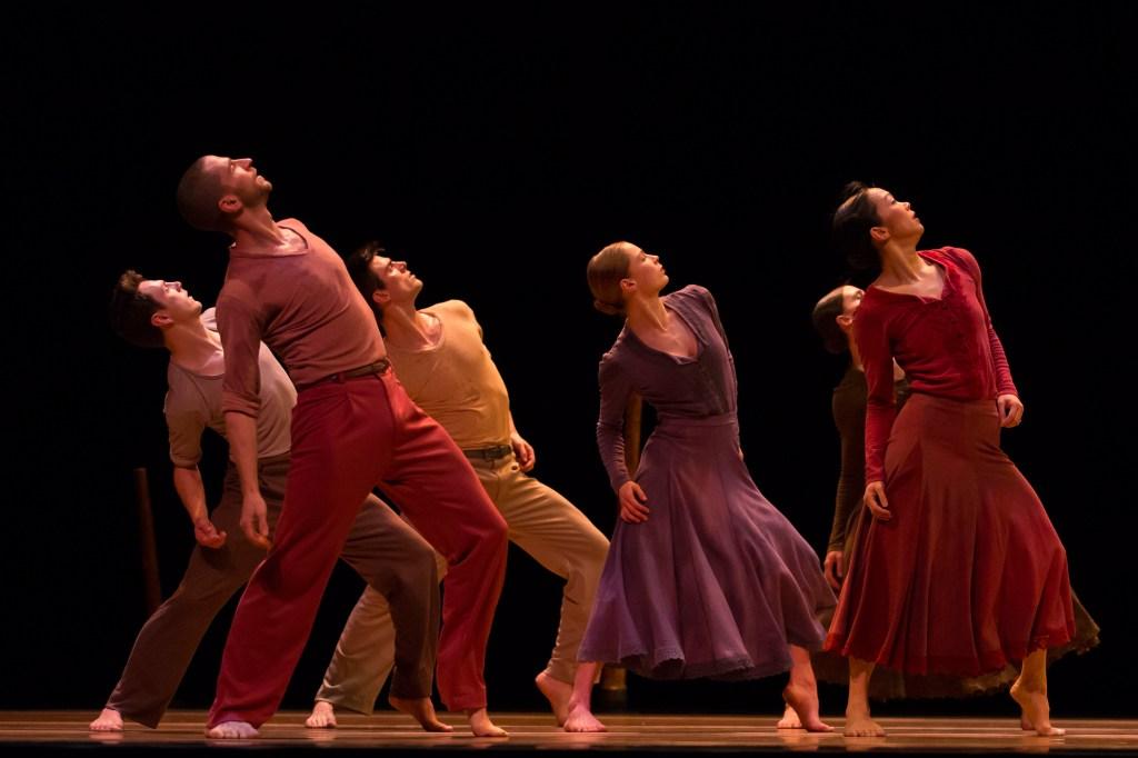 Hubbard Street Dance (Photo by Todd Rosenberg)