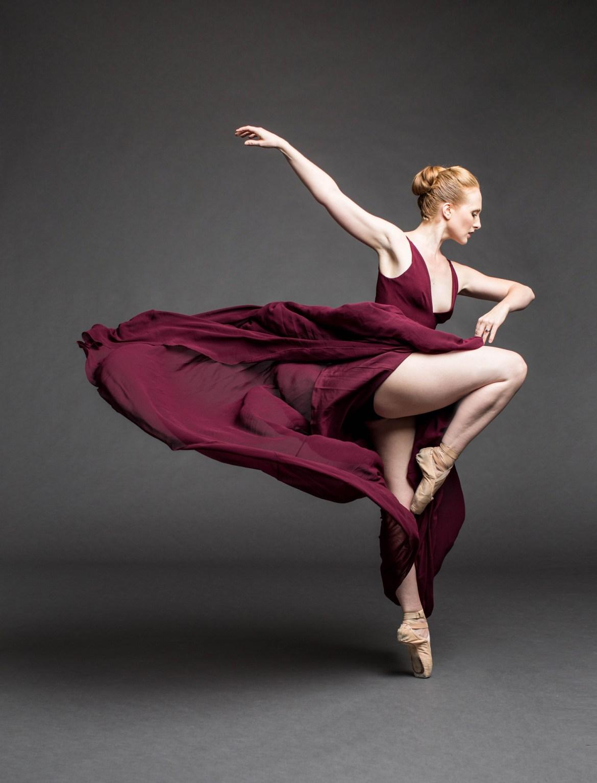 Dancer: Jordan Mercer Photo: Cheryl Mann - Cheryl Mann Productions