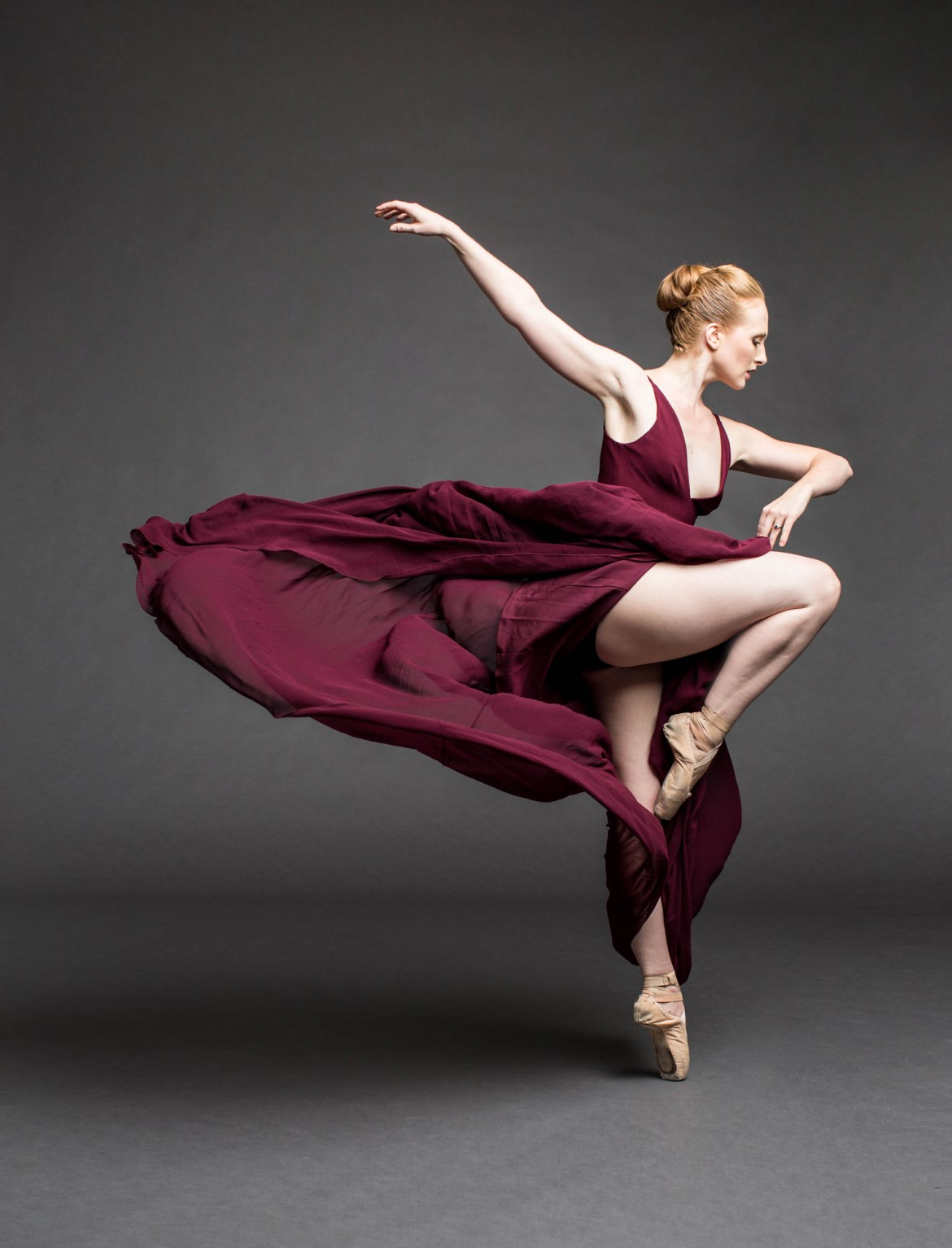 Dancer: Jordan Mercer Photo: Cheryl Mann - Cheryl Mann Productions