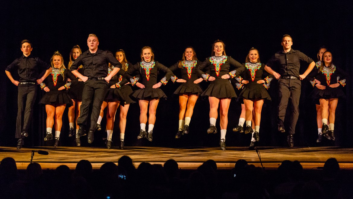 Trinity Irish Dance (Photo by Philamonjaro Photography)