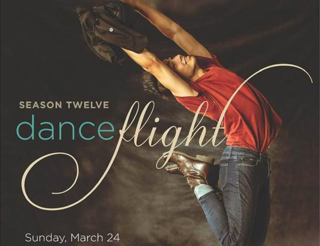 DanceWorks Chicago DanceFlight 2019 Poster