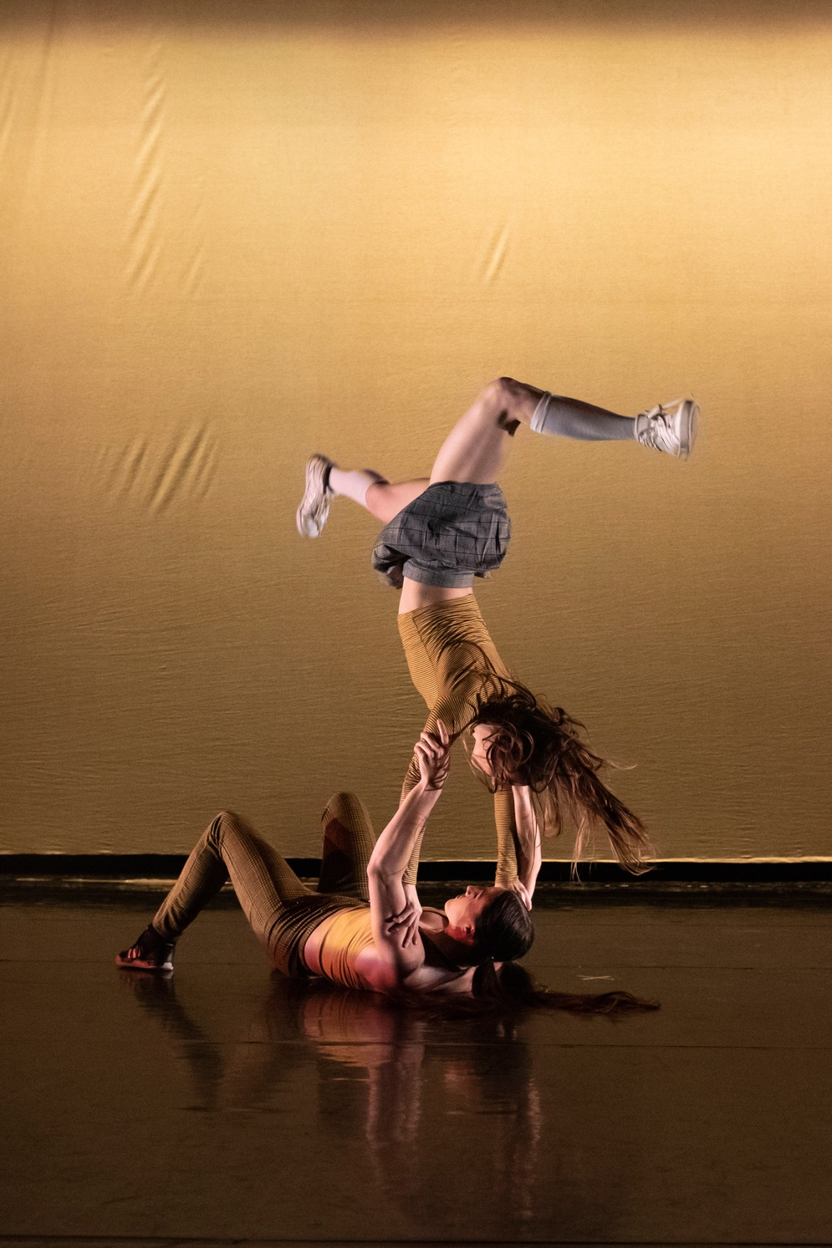 Chicago Dance Crash in Lil Pine Nut, with Choreography by Jessica Deahr and KC Bevis (Photo by Ashley Deran)