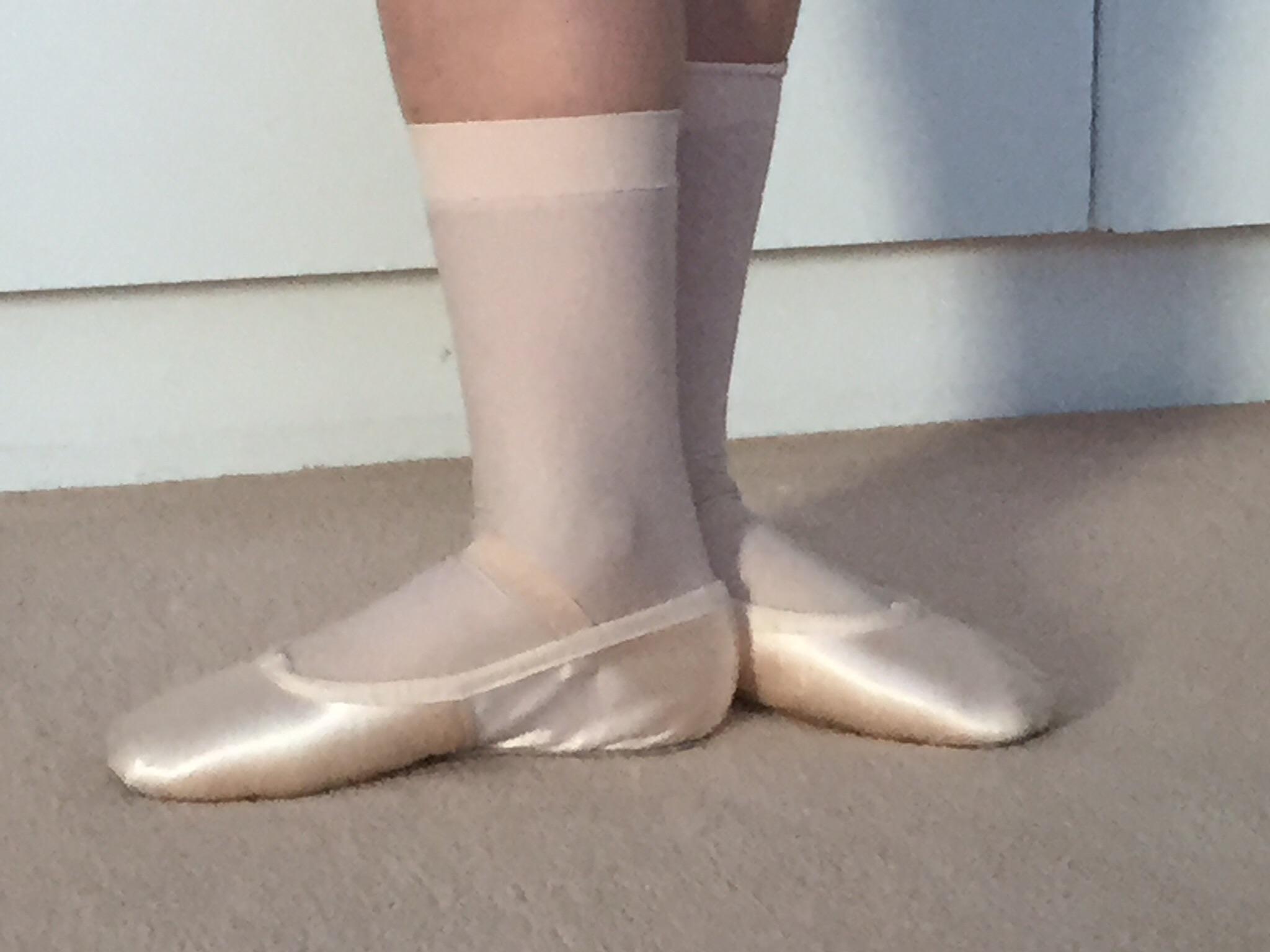 Ballet Positions Feet
