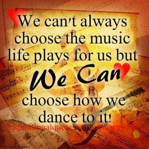 choose dance