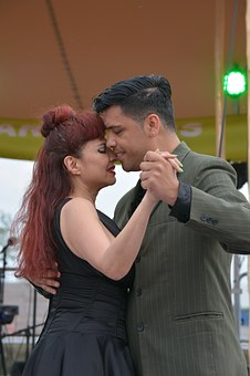dance with your partner for love