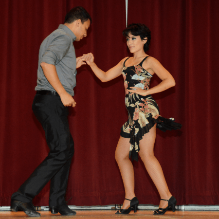 merengue is fun easy dance