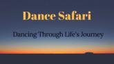 3 Argentine Tango Milonga Posts I Like Dance Safari logo