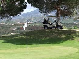 stronger golf game golf course in Spain