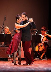 better ballroom dancer with tango