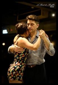 3 Argentine Tango Milonga Posts I Like - couple dancing in embrace
