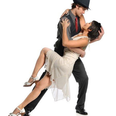 newly divorced learn to dance