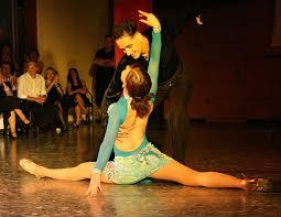stretch for dance flexibility