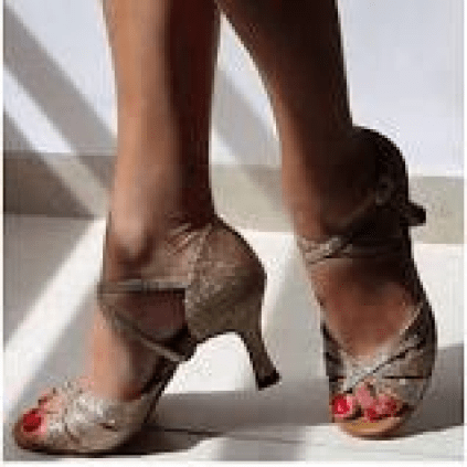 dance shoes ensure a great ballroom dance lesson