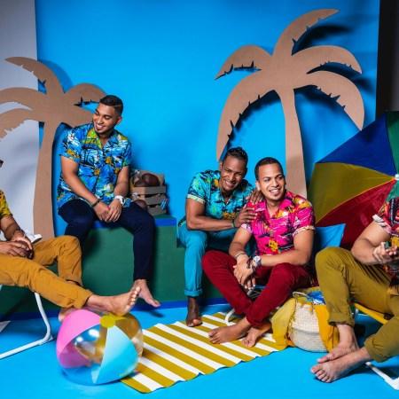 Bachata artists Grupo Extra