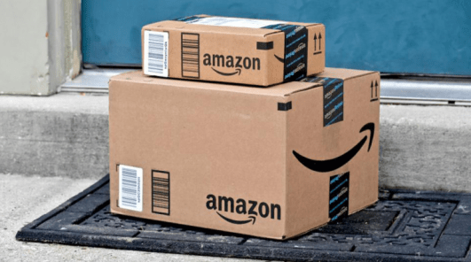 reasons to shop amazon - fast delivery times