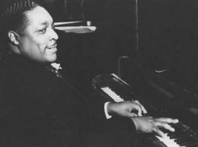 boogie-woogie piano player albert ammons