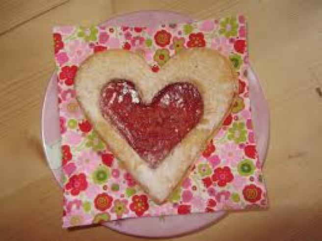 valentine cookie for your sweetie