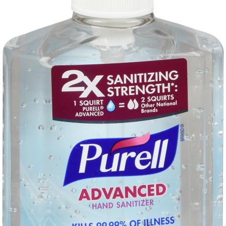 sanitizing against coronavirus