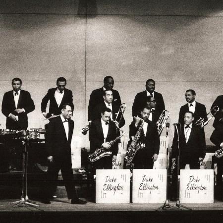 Duke Ellington created music for easy, carefree ballroom dancing.
