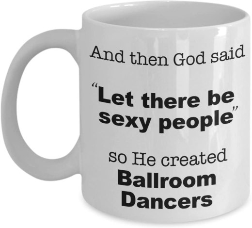 gifts for ballroom dancers