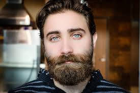man with nice eyebrows