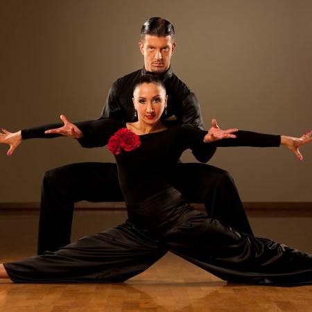 partnerdancing and showcase