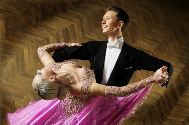 ballroom dance teachers love to compete