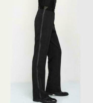 ballroom dance practice clothes - men's latin pants